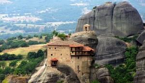 grecia meteora monasterios