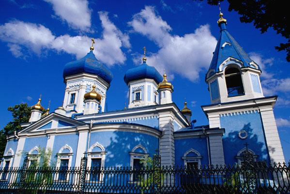 monasterios moldavia