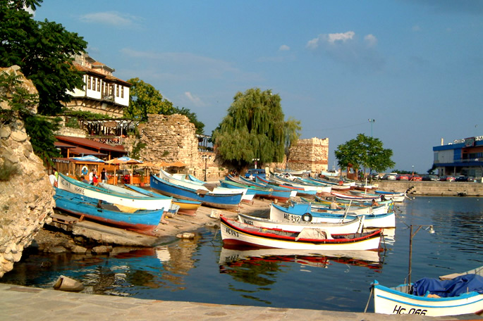 visitar nessebar bulgaria