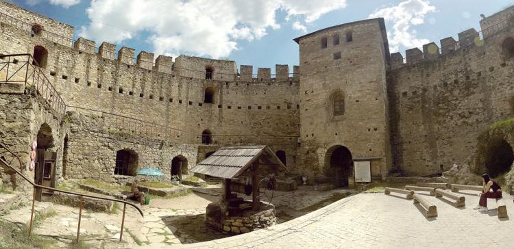 castillo soroca moldavia