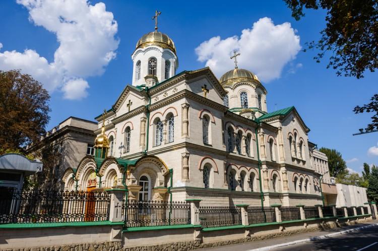 iglesia moldavia
