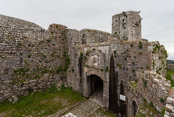 Castillo de Rozafa Albania