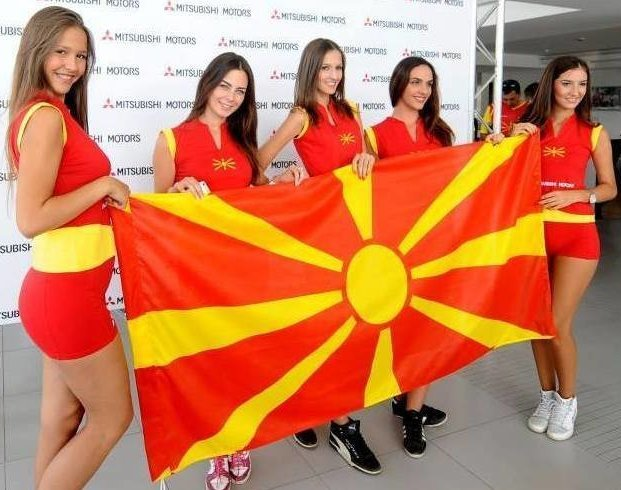 chicas macedonia