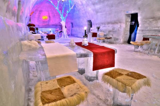 hotel hielo balea rumania